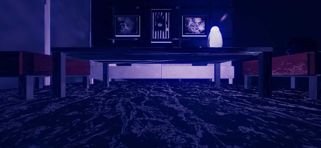 VRCMods - Futuristic Loungeroom - VRChat Avatars