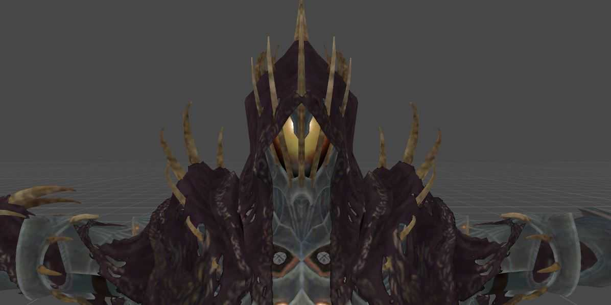 Vrcmods Item Vaal Hazak Alpha Male Armour Monster Hunter World