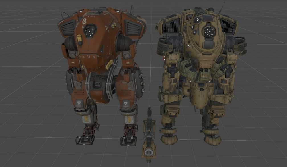 VRCMods - Titanfall 2 Scorch - VRChat Avatars