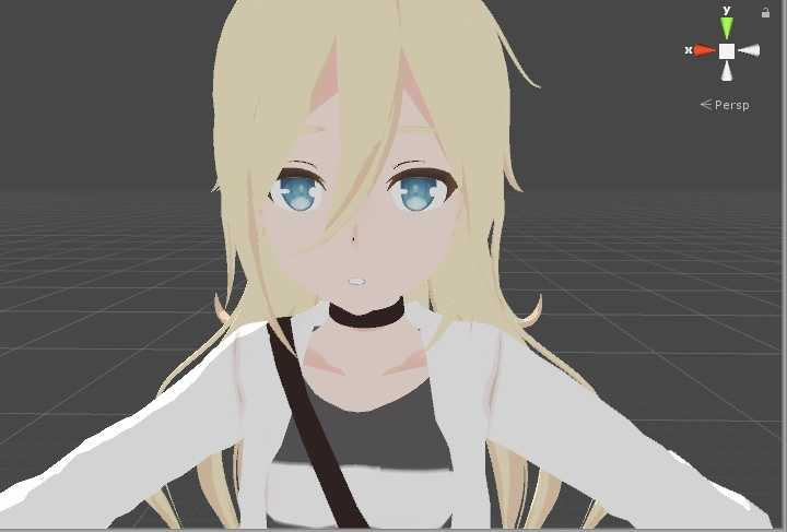 VRCMods - Rachel Gardner from Angels of Death - VRChat Avatars