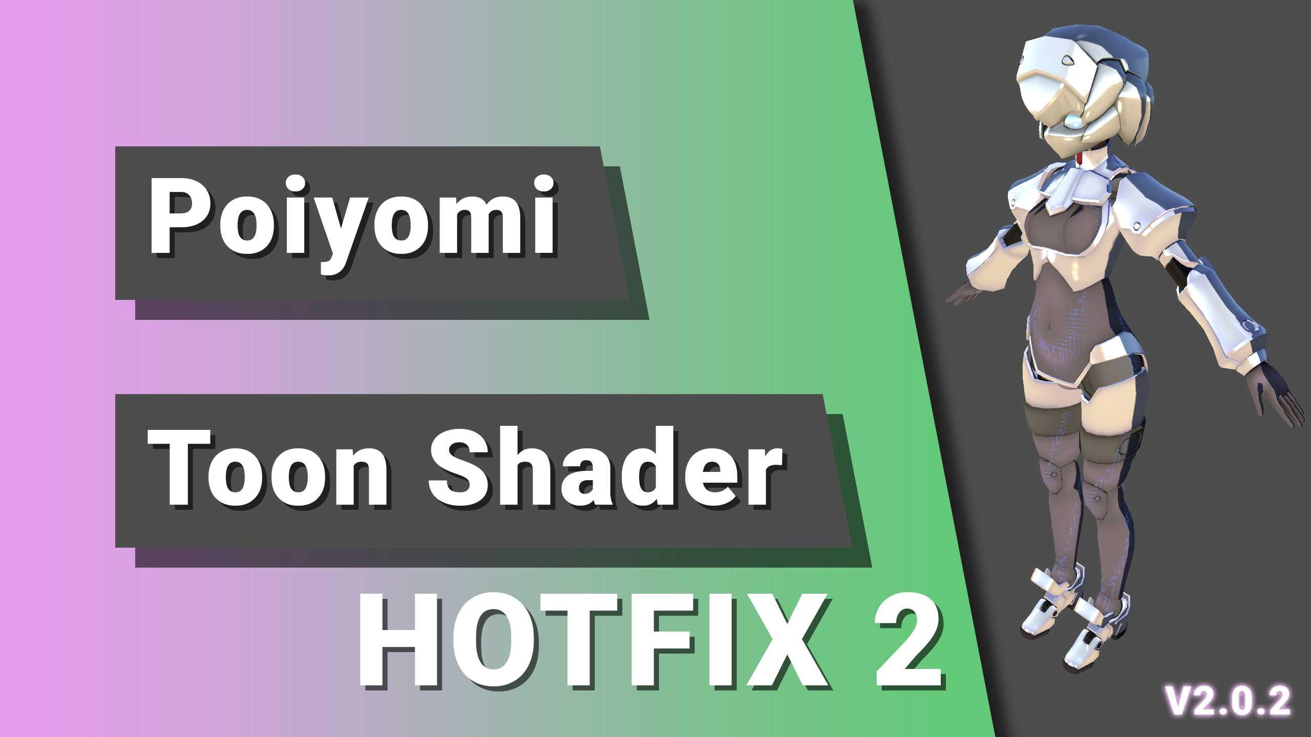 VRCMods - Poiyomi Toon Shader v2 0 3 - VRChat Avatars