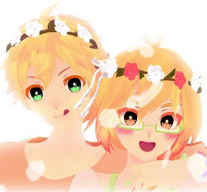 VRCMods - Flower crowns and accessories - VRChat Avatars
