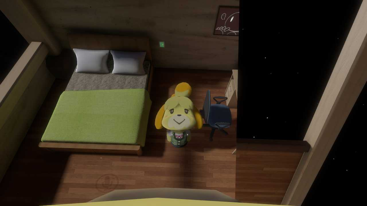VRCMods - Isabelle (now fully rigged!) - VRChat Avatars