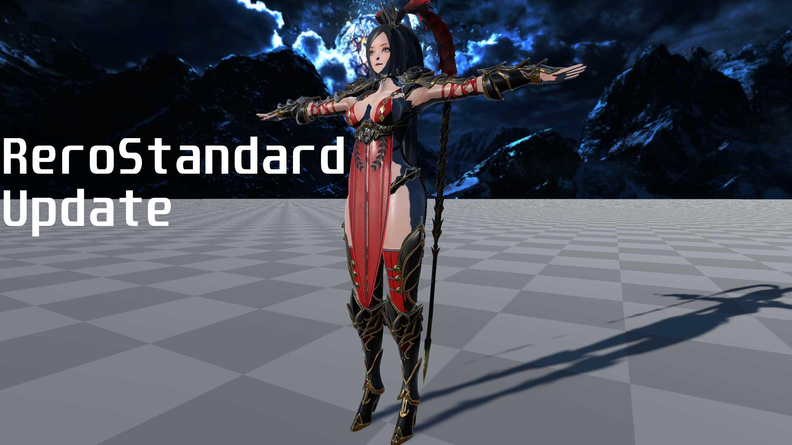 VRCMods - (OLD)ReroStandard  A Standard shader hack for VRChat