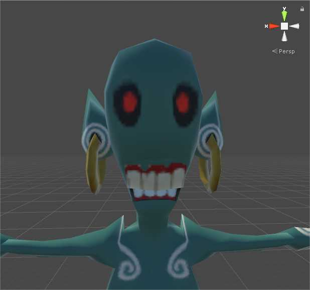 VRCMods - Wind Waker Redead (with lip sync) - VRChat Avatars