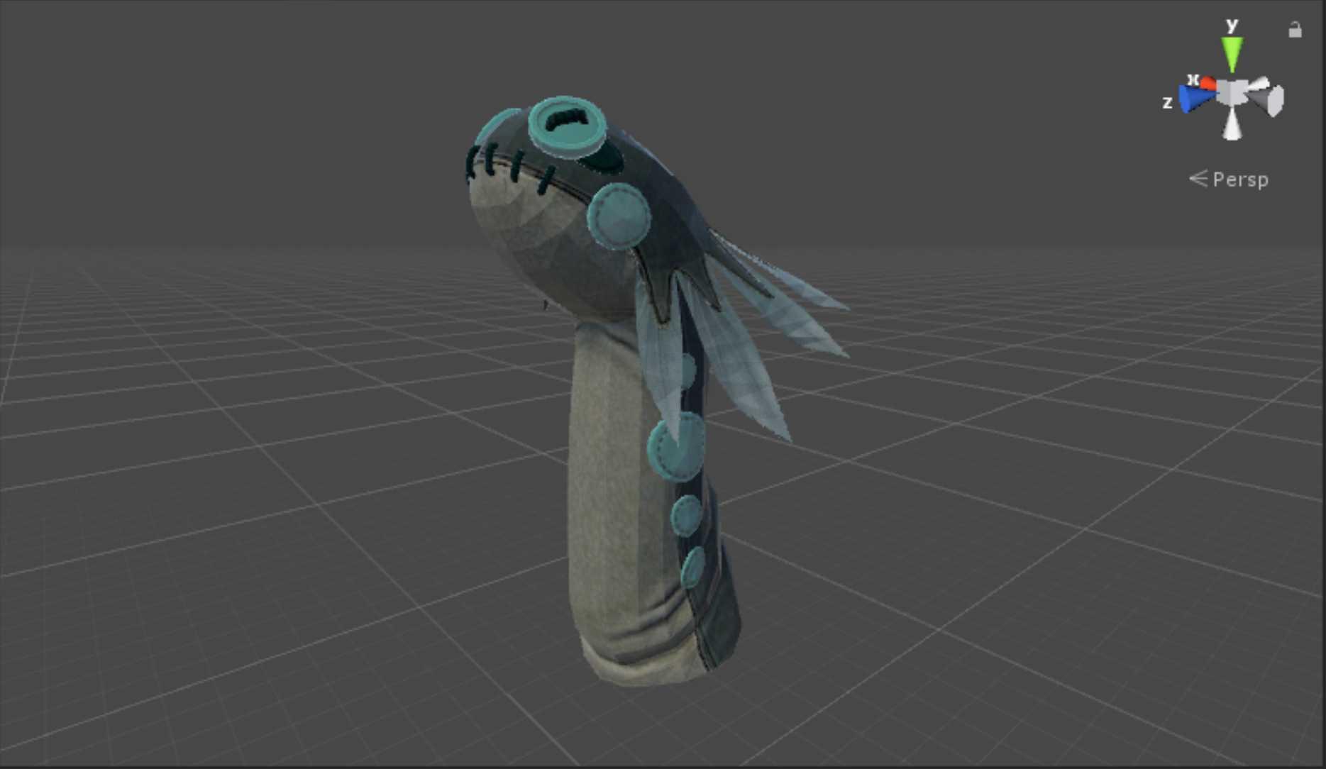 VRCMods - Monster Hunter World Wiggler Head - VRChat Avatars