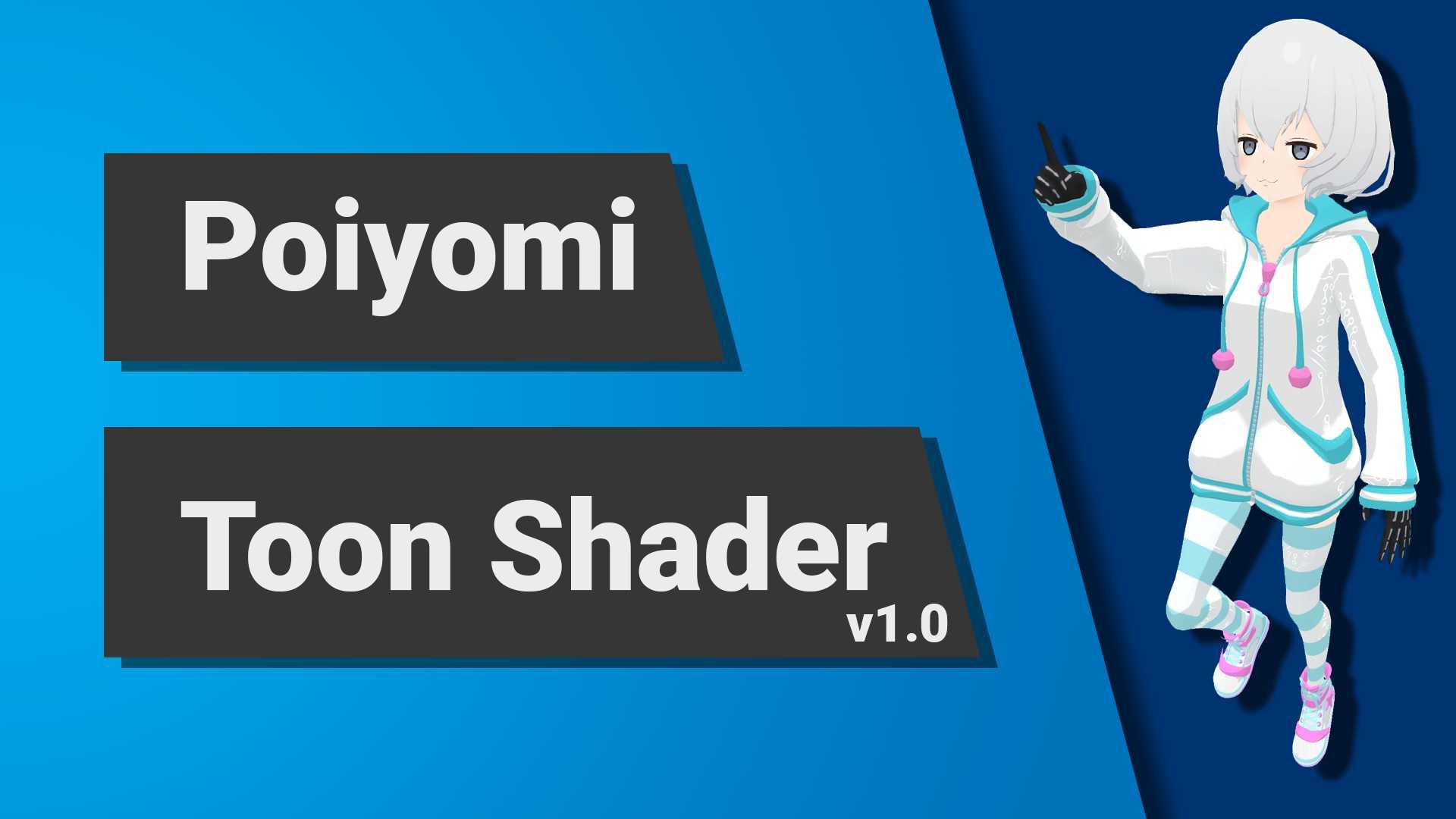 VRCMods - Poiyomi Toon Shader v1 0 - VRChat Avatars