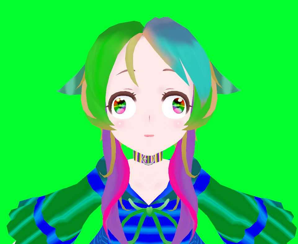 VRCMods - Derp Chan (Autism, Lip Sync, 5 Custom Austistic Emotes