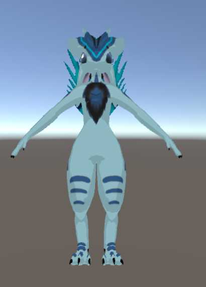 VRCMods - Avali Avatar Update 1 1 - VRChat Avatars