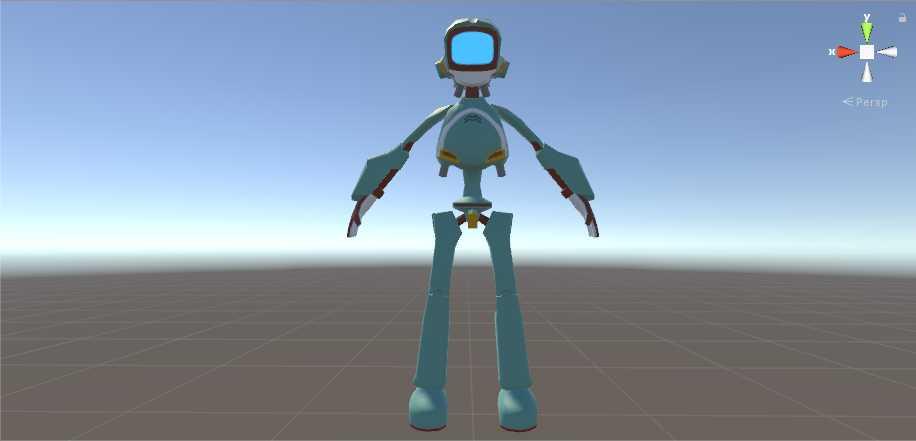 VRCMods - Canti (FLCL) (No jacket) - VRChat Avatars