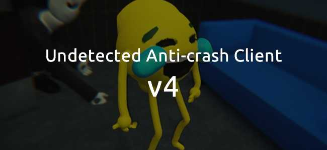 VRCMods - Item - (OUTDATED) Anti-Crash v4 1 (VRChat 2018 1 3