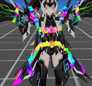 VRCMods - Poiyomi's Shatter Wave Shader - VRChat Avatars