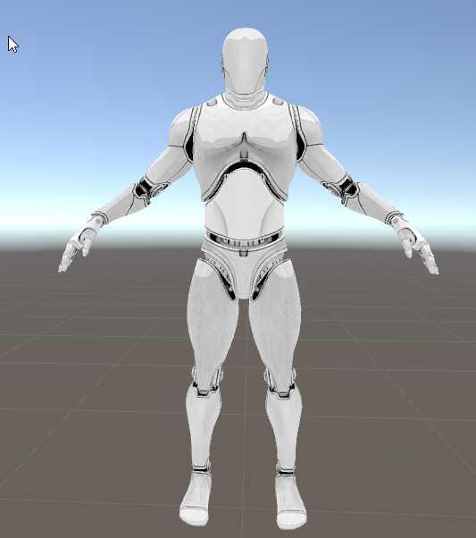 VRCMods - Unreal Engine 4 Mannequin - VRChat Avatars