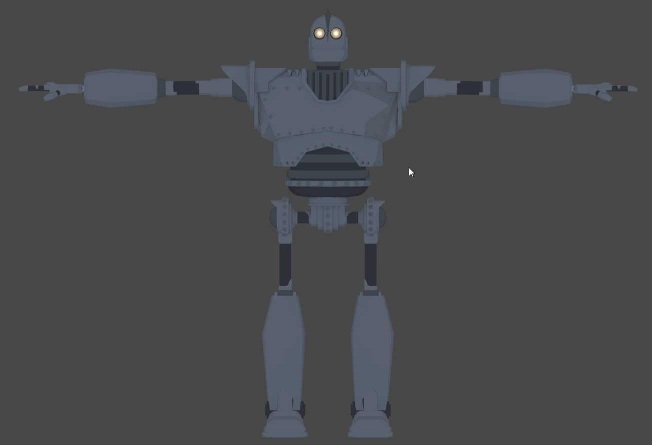 VRCMods - Iron Giant - VRChat Avatars