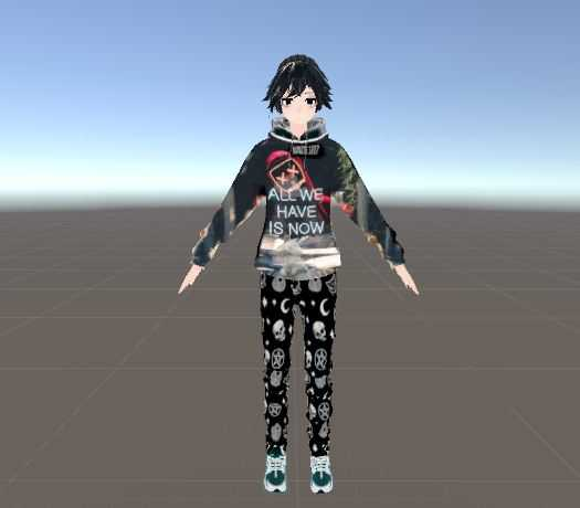 VRCMods - Namaste 1337 - All We Have Is Now - VRChat Avatars
