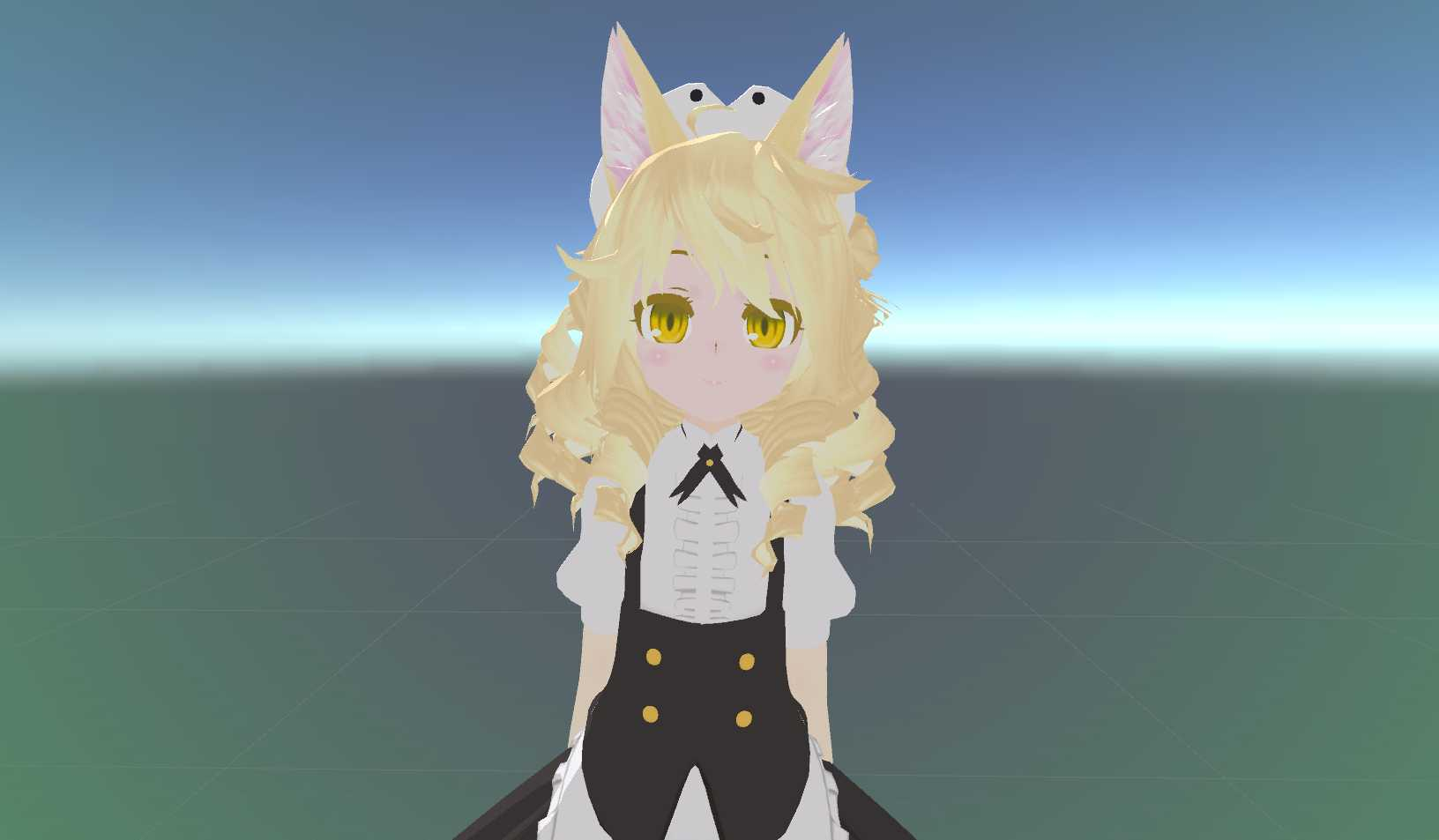 VRCMods - Maid Miko (Dynamic Bones, Eye Tracking, Gestures, Voice
