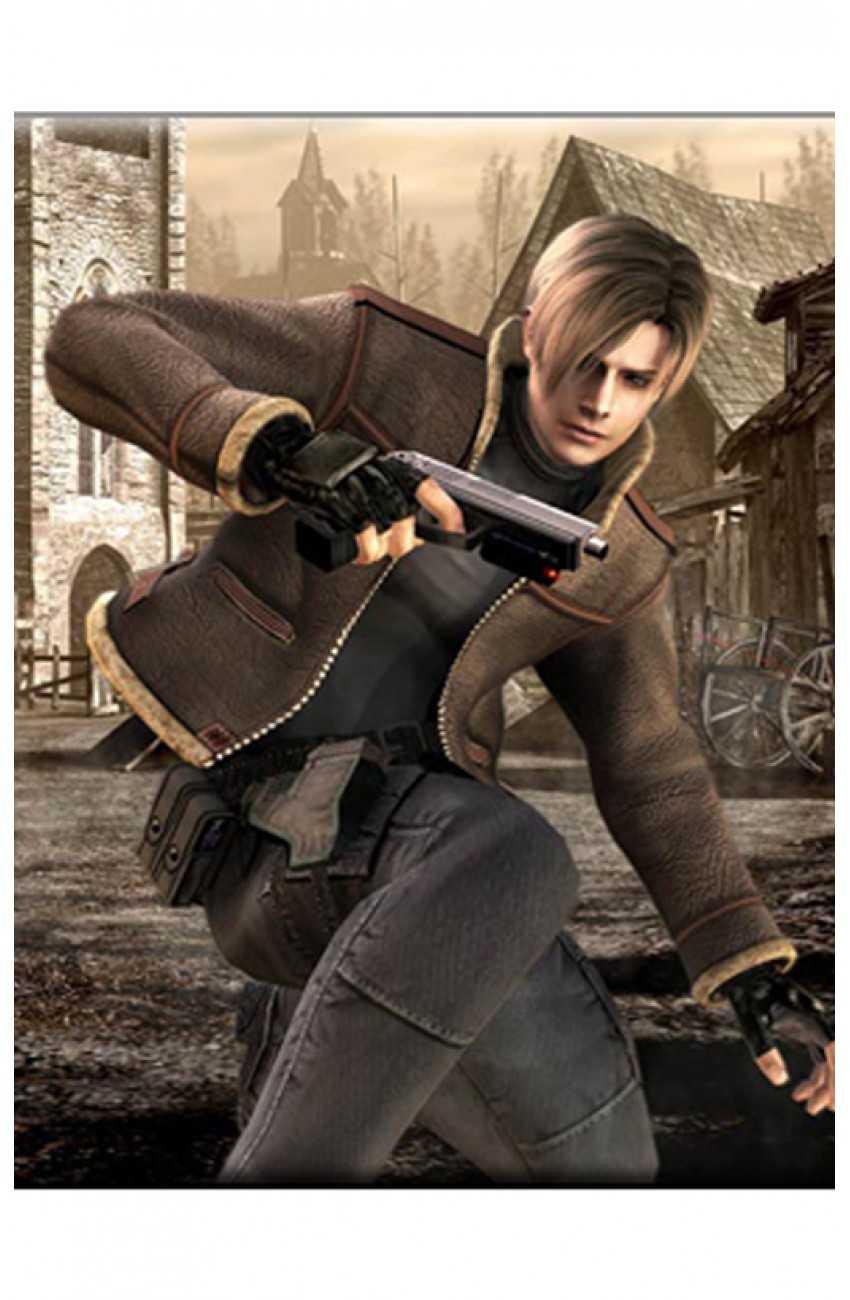 Vrcmods Item Leon Scott Kennedy From Resident Evil 4