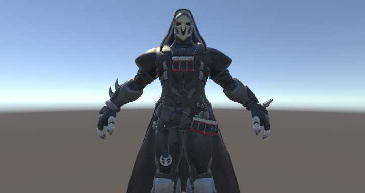 VRCMods - Reaper (Overwatch) - VRChat Avatars