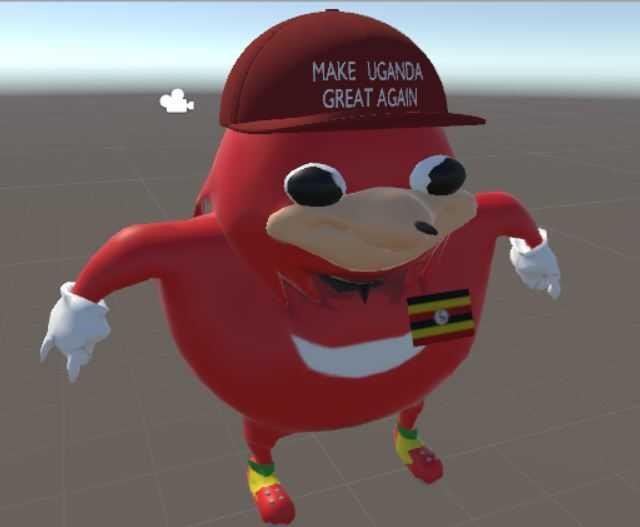 VRCMods - Item - Make Uganda Great Again (No Lipsync ...